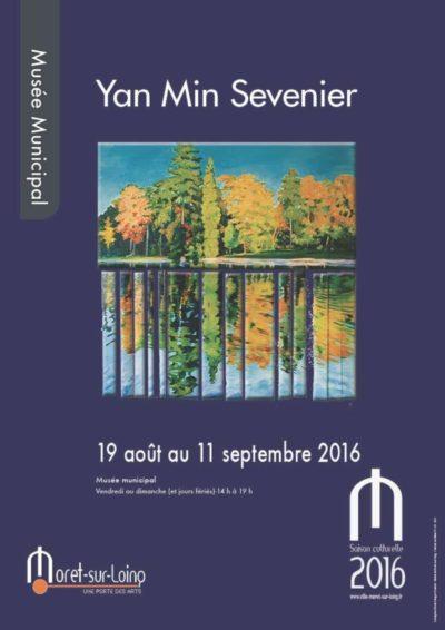 Exposition Yan Min Sevenier