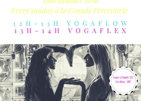 TONIC SUNDAYS – VOGA (YOGA + VOGUING)