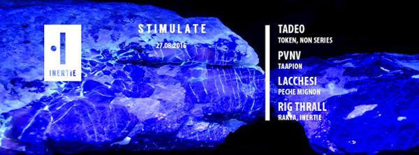 Stimulate | Tadeo, Pvnv, Lacchesi, Rig Thrall