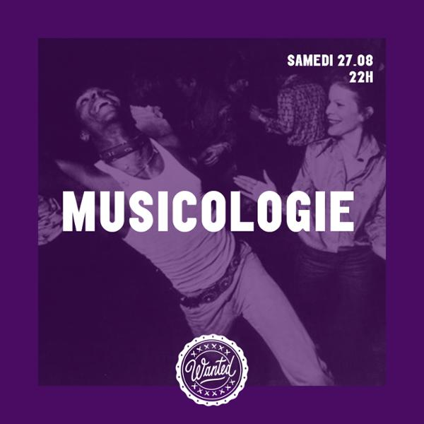 musicologie // Wanted