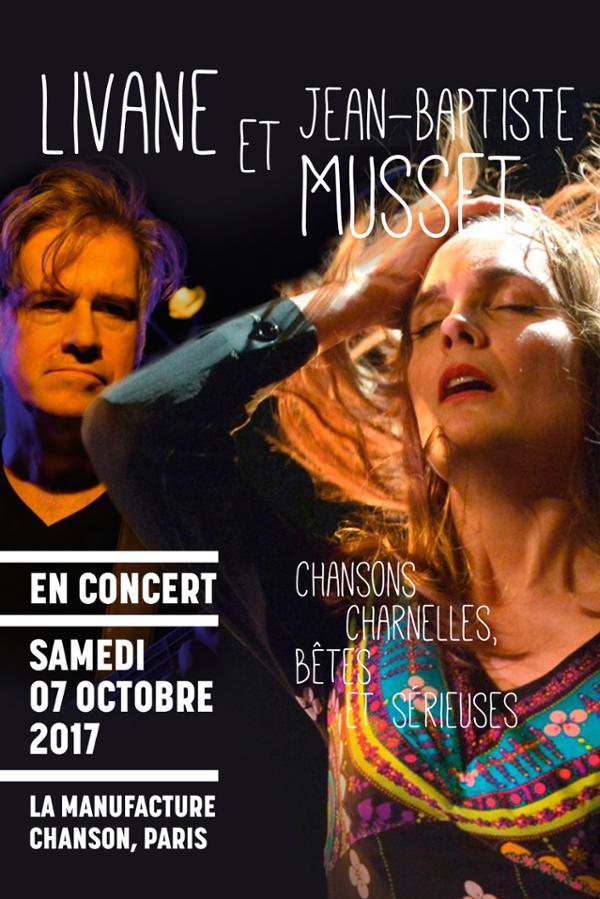 Livane et Jean-Baptiste Musset