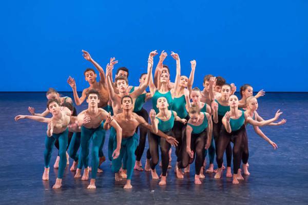 Démonstrations de l'École de Danse de l'Opéra national de Paris
