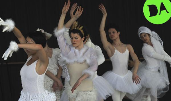 Soirée avec le Ballet de l'Opéra de Lyon