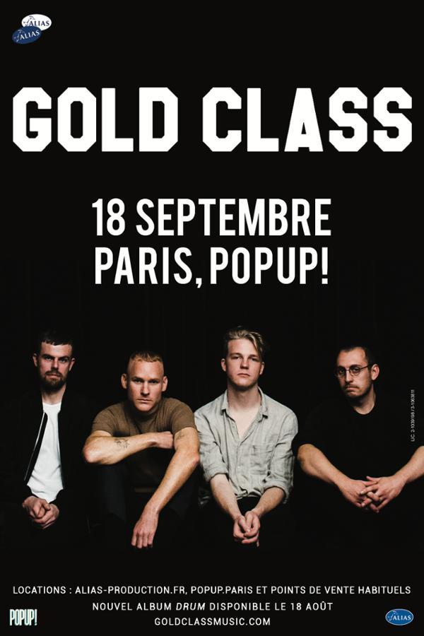 Gold Class @ Popup!