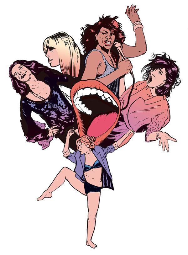 My Ladies Rock