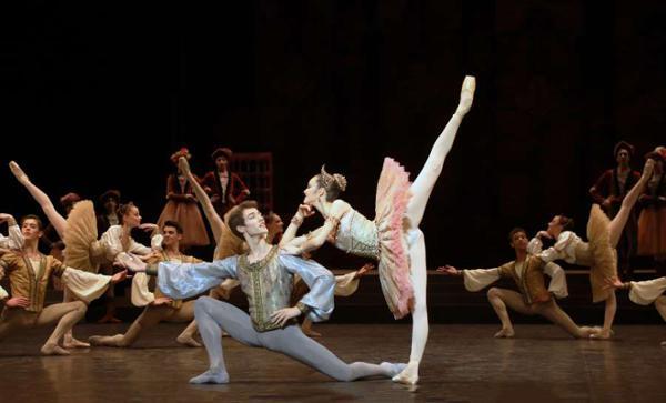 Spectacle de l'École de danse de l'Opéra national de Paris