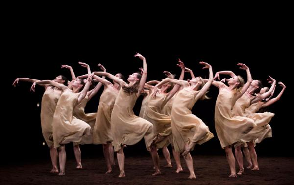 Balanchine/Teshigawara/Bausch
