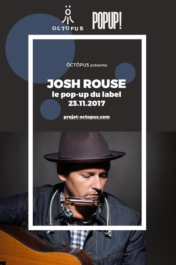 Josh Rouse @ Popup!
