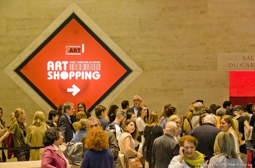 ART Shopping : 21ème Foire d'Art International Contemporain