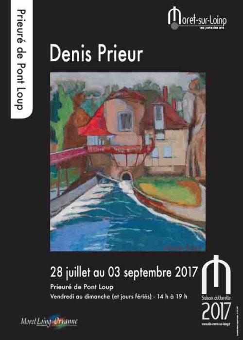 Exposition Denis Prieur