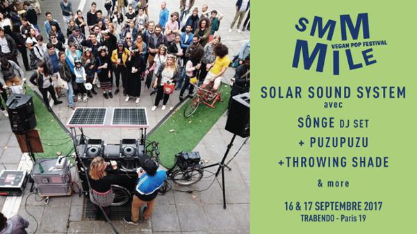 Solar Sound System : Puzupuzu / Throwing Shade (gratuit)