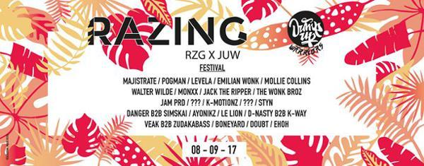 RZG X JUW Festival