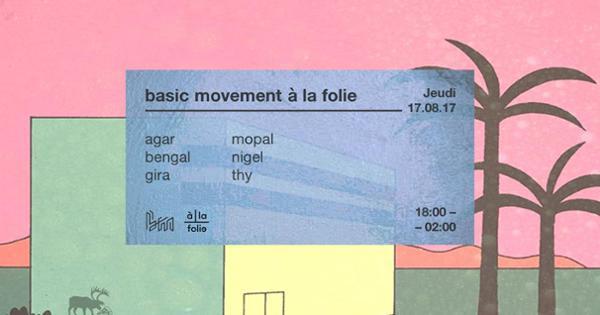 Basic Movement A la Folie