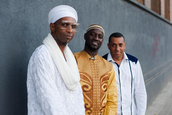 Omar Sosa & Seckou Keita en concert au Bal Blomet