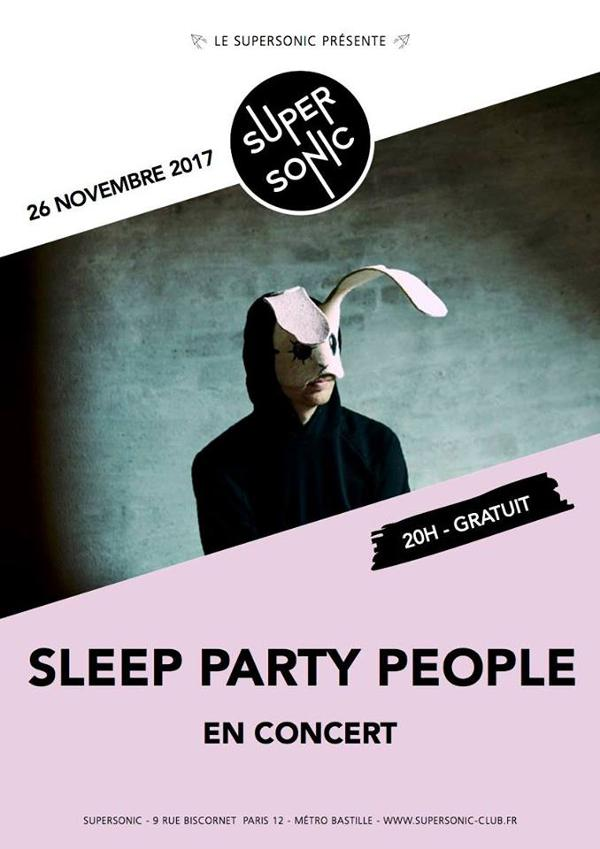 Sleep Party People • Billions Of Comrades • Yeti  // Free