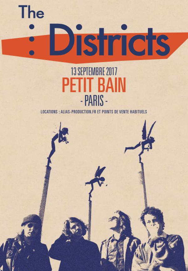 The Districts + Guest