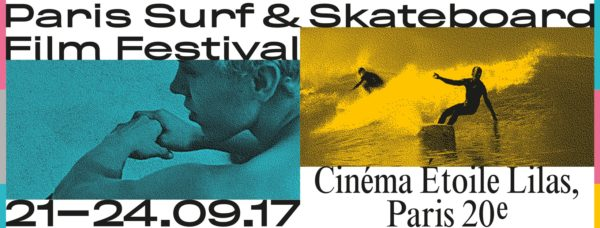 Paris Surf & Skateboard Film Festival