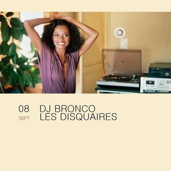 Vendredi funk : Groove Station + DJ Bronco