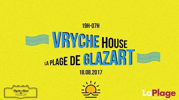 VRYCHE DAT BEACH w/ Laroche, Col J, Puffin & more