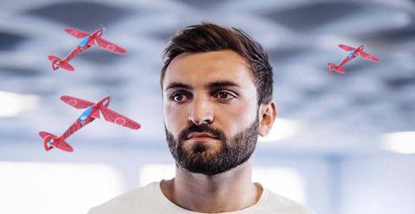 Aéroplane invite Adam Polo + Anelli