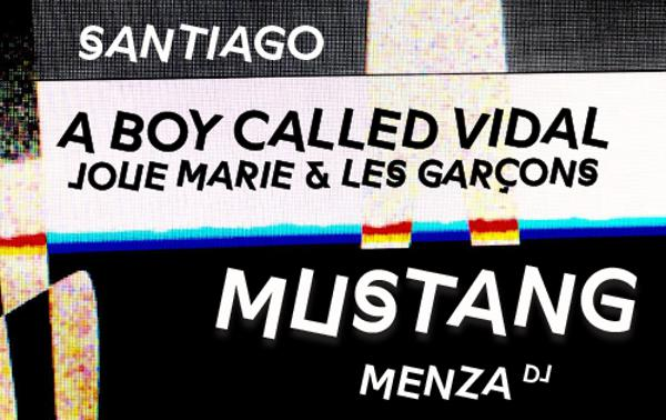 MUSTANG • A Boy Called Vidal • Santiago
