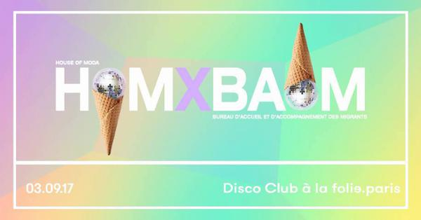 House of Moda fait son Disco Club pour le BAAM