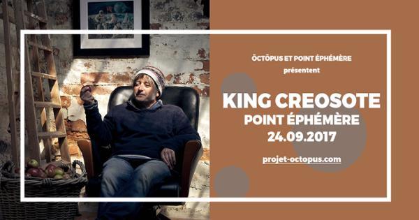 KING CREOSOTE + WILL SAMSON