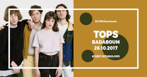 TOPS _ 26 octobre _ Badaboum