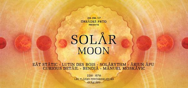 SOLAR MOON Paris დ╮ॐ╭დ╯Open Air