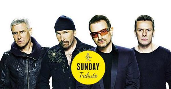 Sunday Tribute // U2 // Free
