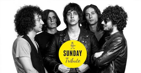 Sunday Tribute // The Strokes // Free