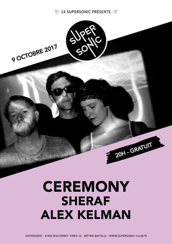 Ceremony • Sheraf • Alex Kelman / Supersonic - Free