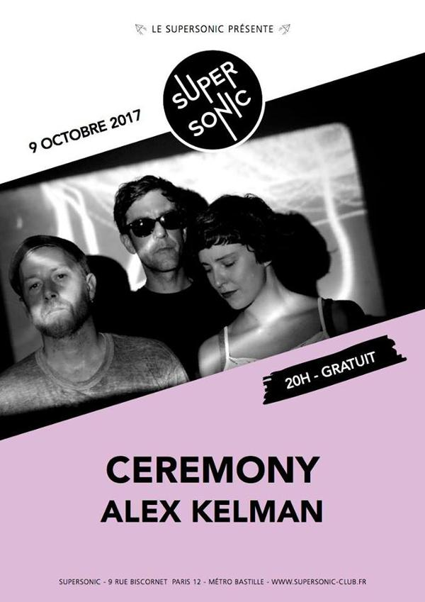 Ceremony • Alex Kelman / Supersonic - Free