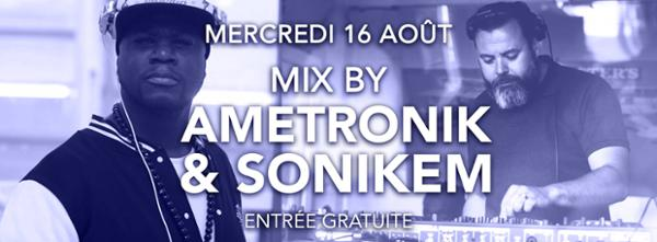 Mix by Ametronik & Sonikem