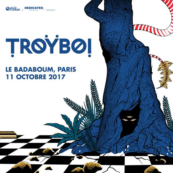 Troyboi _ 11 octobre _ Badaboum