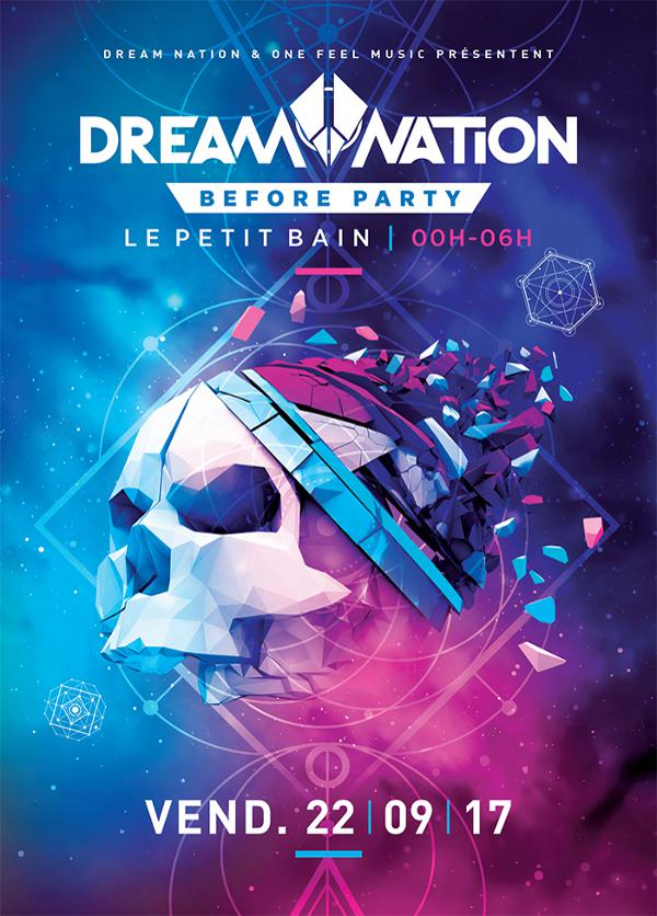Dream Nation Festival - Before Party
