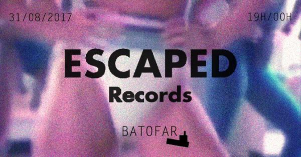 APEROBOAT # ESCAPED RECORDS