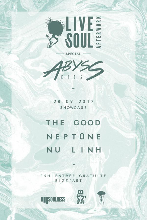 Live & Soul Afterwork Special Abyss Kids Live