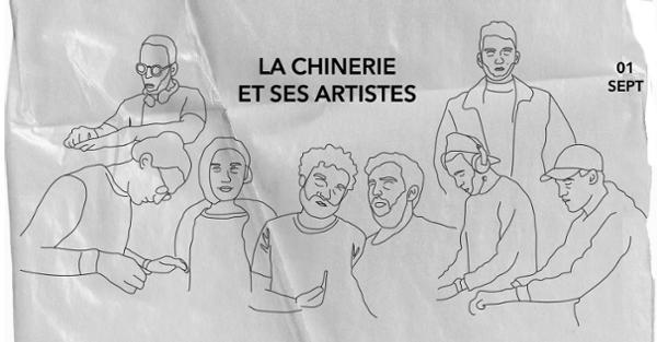 La Chinerie et ses artistes au Badaboum !