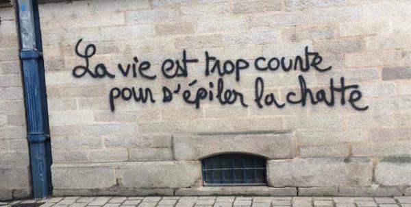 JERK OFF #10 | LA POLITISATION DU CORPS DE LA FEMME