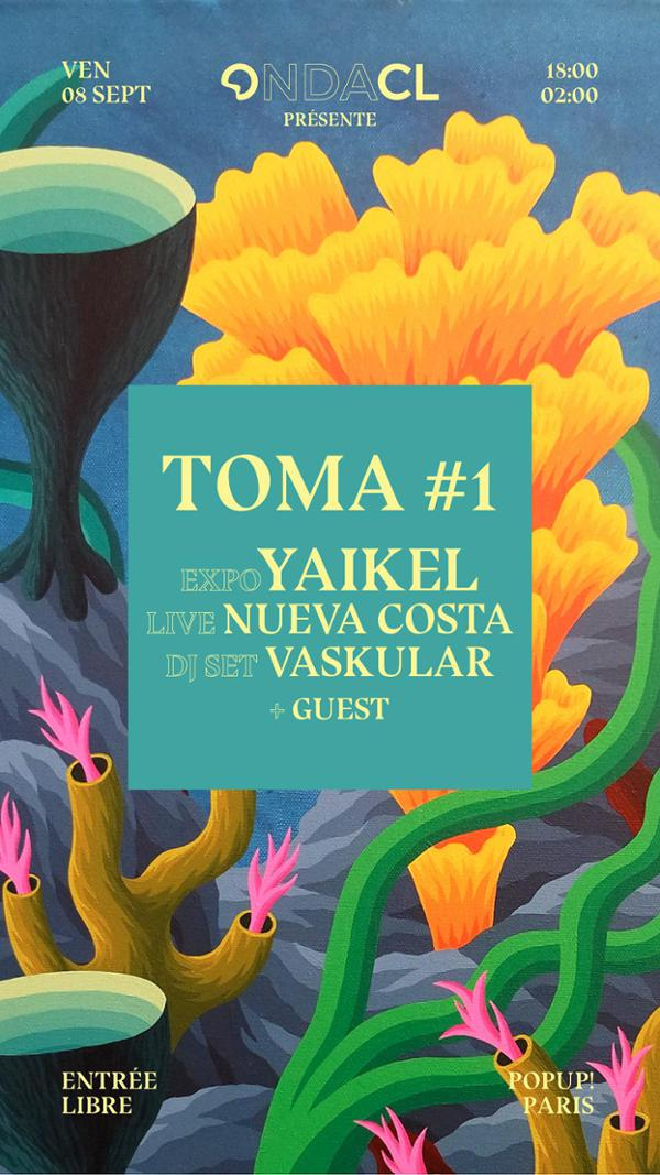 O_CL TOMA #1 @ Popup!