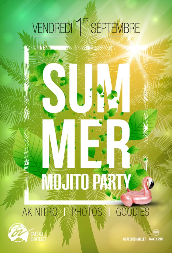 Summer Mojito Party