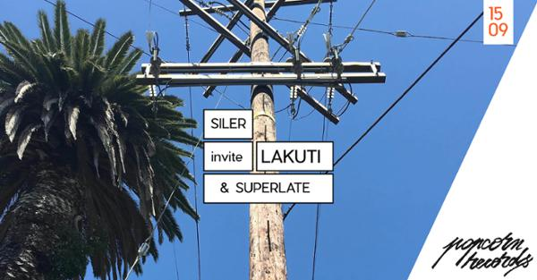 Popcorn Records invite Lakuti & Superlate