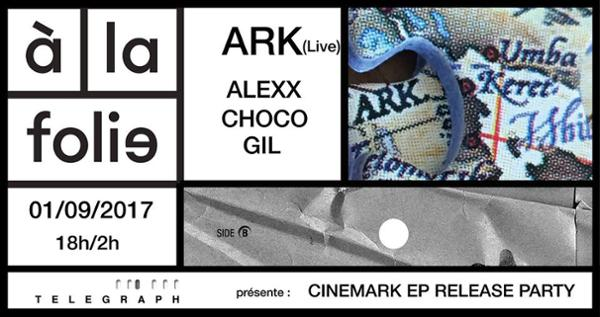 ARK Cinemark - Telegraph 43