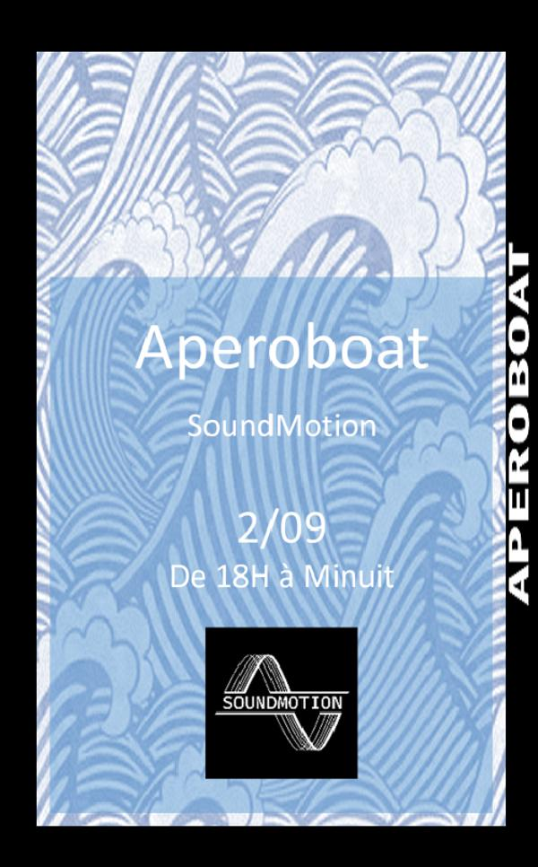 APEROBOAT # SOUNDMOTION