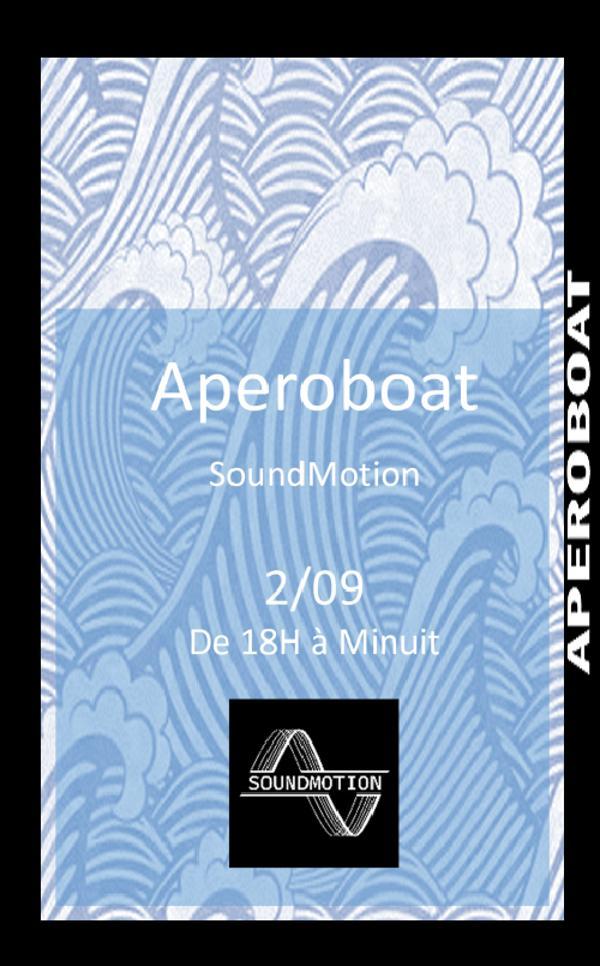 APEROBOAT # SOUNDMOTION