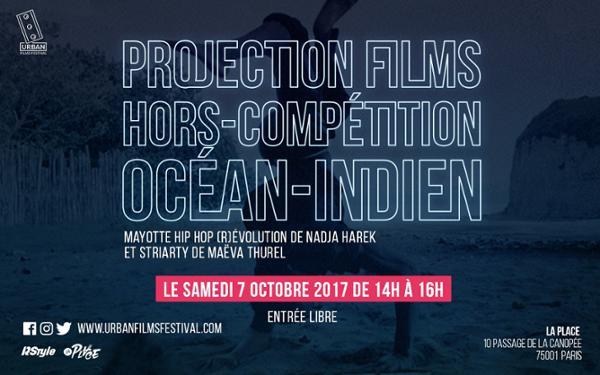 Projections films Urban Films Festival