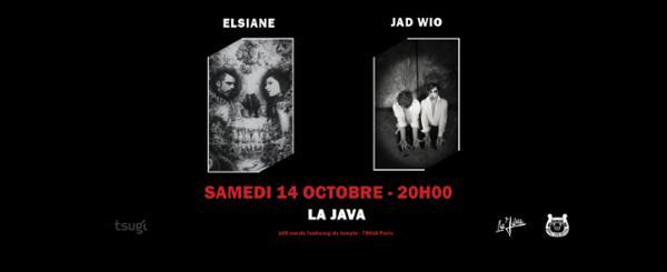 ELSIANE + JAD WIO