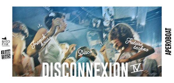 APEROBOAT # DISCONNEXION
