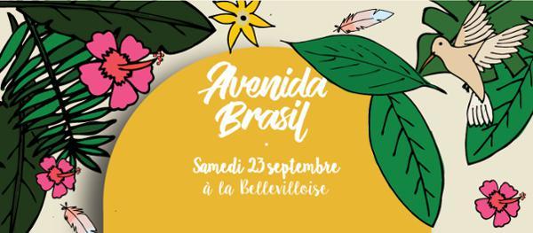 AVENIDA BRASIL : BREAK DE RENTREE